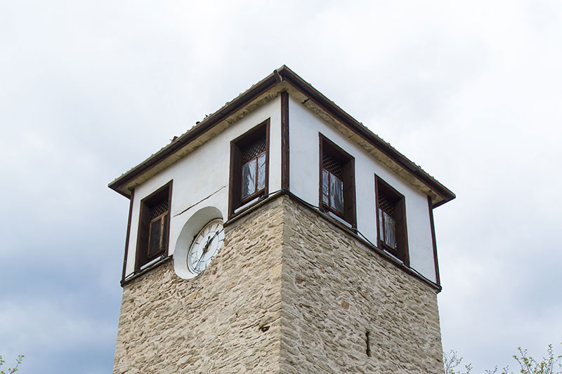 safranbolu saat kulesi binasi