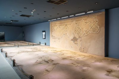 zeugma mozaik muzesi yan bina mozaikleri 400x266
