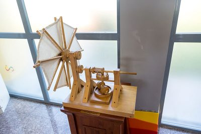 eskisehir sazova bilim deney muzesi leonardo model 400x266