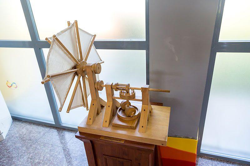 eskisehir sazova bilim deney muzesi leonardo model