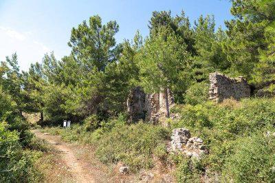 alanya syedra antik kenti tarihi yapilar 400x266