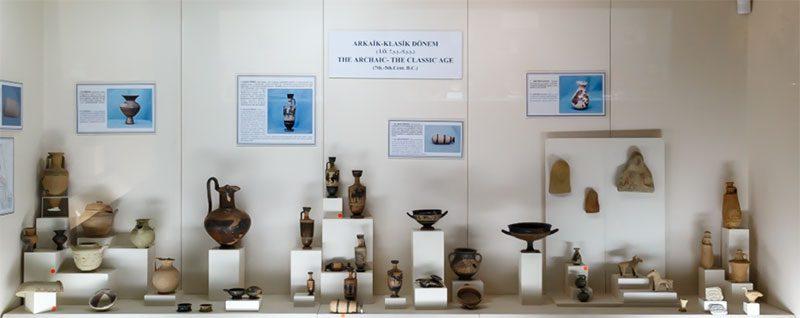 antalya arkeoloji muzesi kucuk eserler rehberi