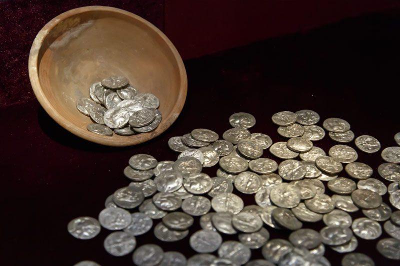 antalya arkeoloji muzesi sikkeleri