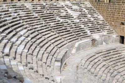 antalya aspendos antik kenti restorasyon 400x266