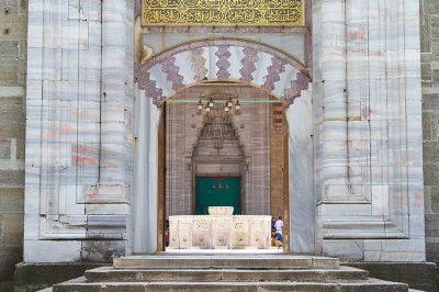 edirne selimiye camii gezi yazisi 400x266