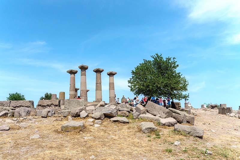 assos antik kenti gezi notlari