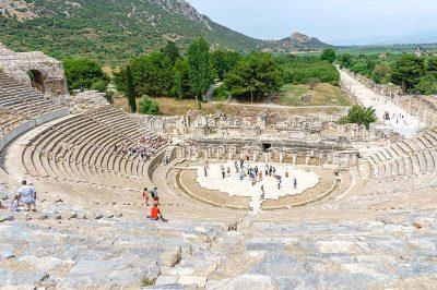 efes antik kenti tiyatrosu 400x266