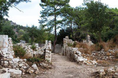 olimpos antik kalintilar 400x266