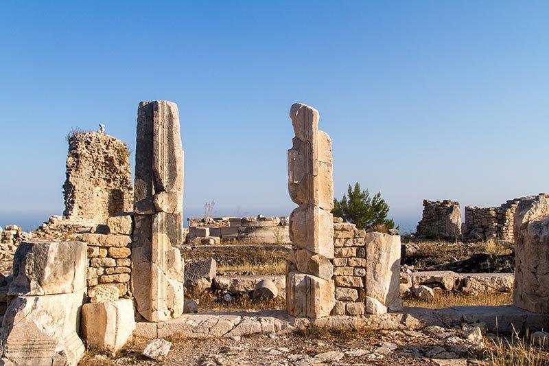 rhodiapolis antik kenti 2