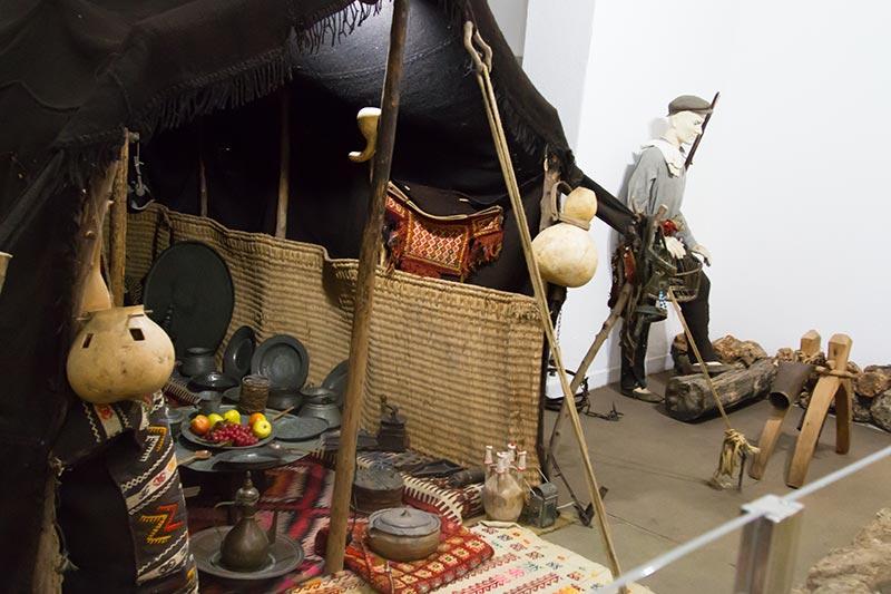 antalya arkeoloji muzesi etnografya salonu