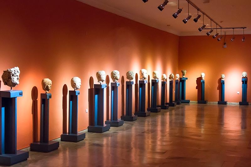 antalya arkeoloji muzesi imparatorlar salonu 2
