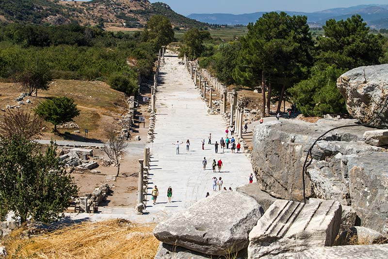 efes antik liman