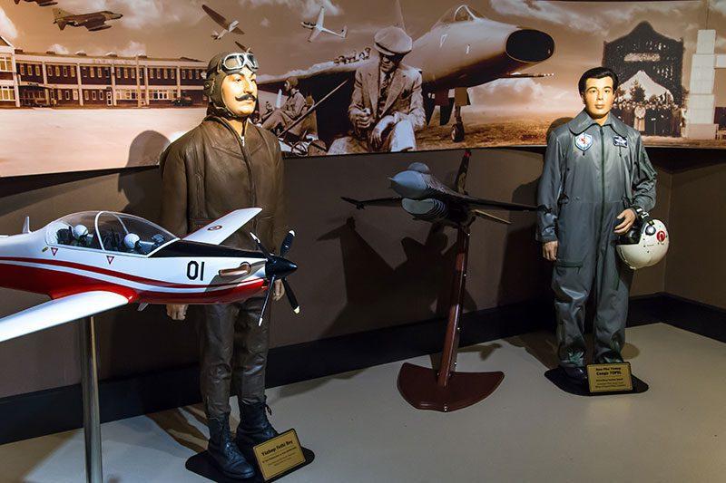 balmumu muzesi pilotlar