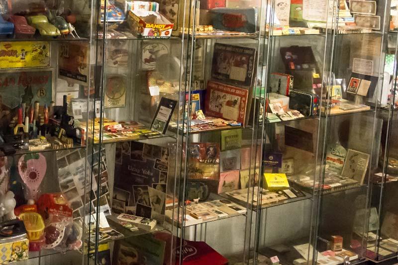bozcaada muzesi nostaljik koleksiyonlar