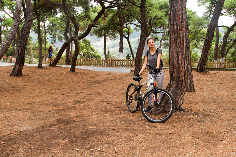 buyukada bisiklet turu