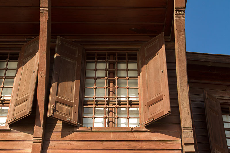 rakoczi muzesi pencere