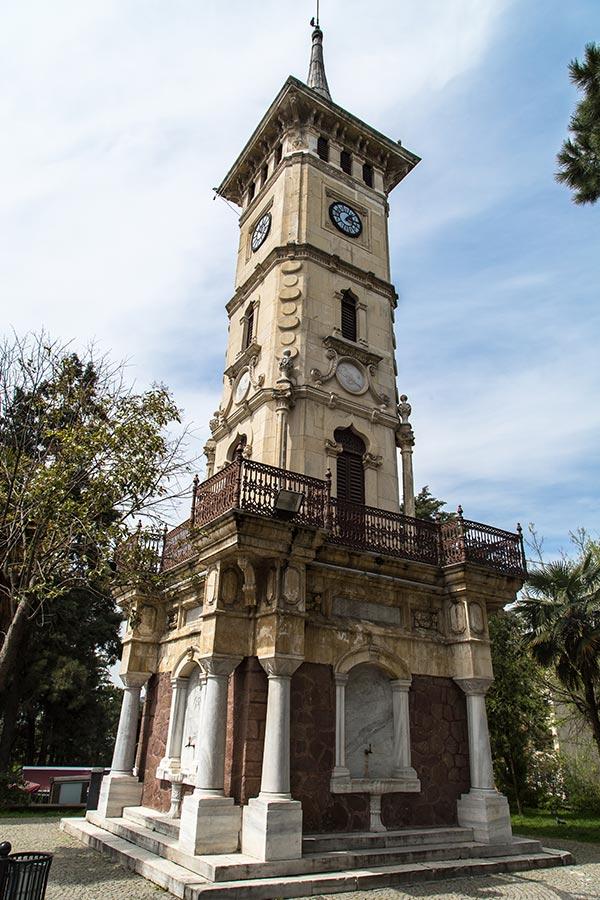 izmit saat kulesi kocaeli gezilecek yerler