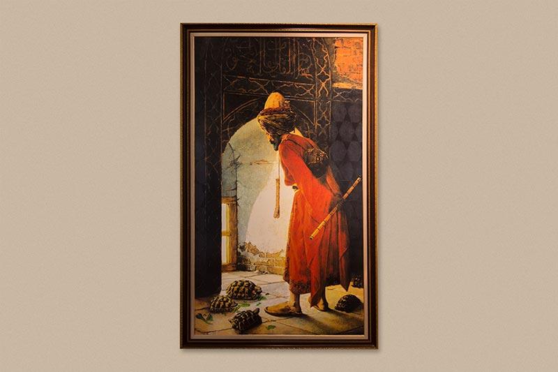 osman hamdi bey kaplumbaga terbiyecisi