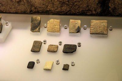 antakya arkeoloji muzesi kucuk yazit tabletler 400x266