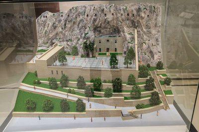 antakya arkeoloji muzesi minyatur st pierre kilisesi 400x266