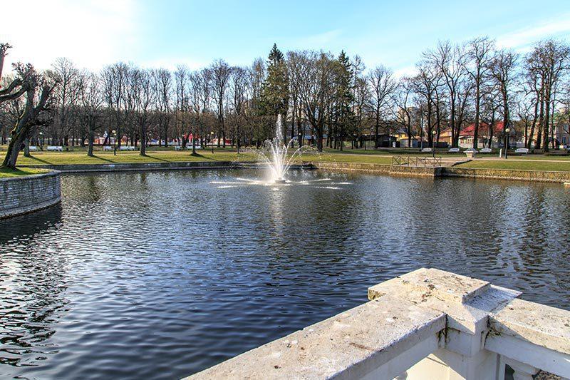 kagriorg park havuzu