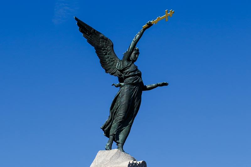 russalka monument tallinn