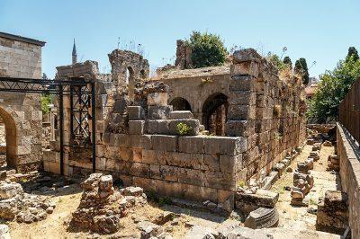 antalya kaleici kesik minare camii kalintilari 400x266