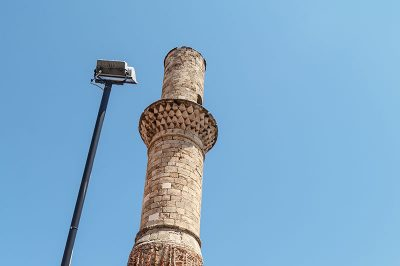 antalya kaleici kesik minare camii minaresi 400x266