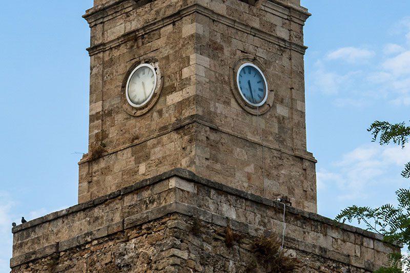 antalya saat kulesi gezisi