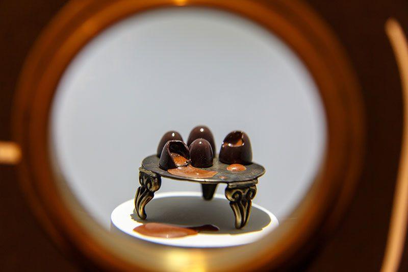 cikolata muzesi denklem tahtasi