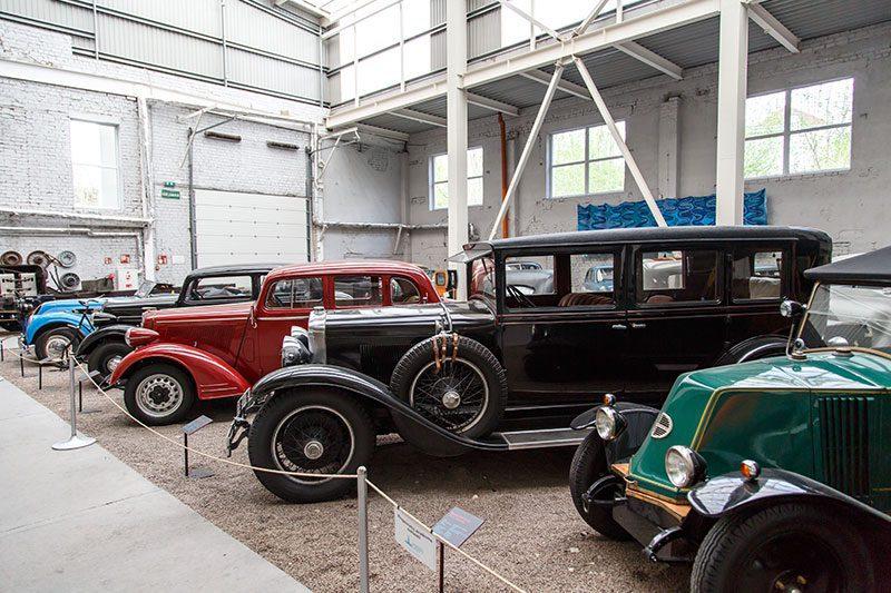 enerji teknoloji muzesi arabalar