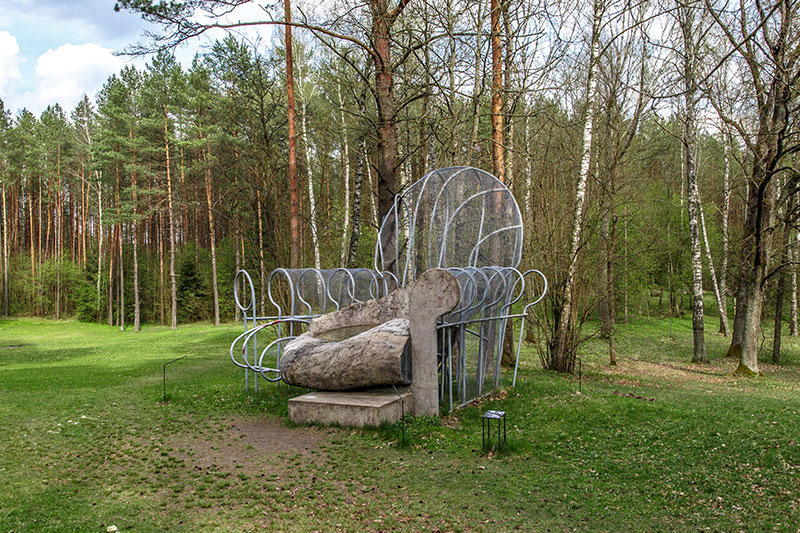 europos parkas sandalye