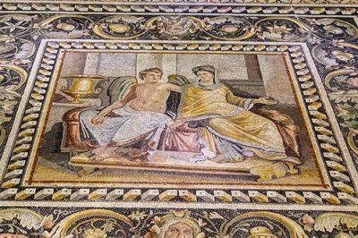 gaziantep zeugma mozaik muzesi mozaik 400x266