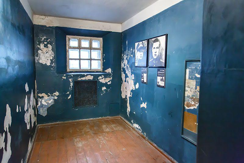 litvanya kgb muzesi mahkum odasi