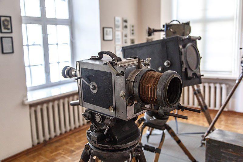 litvanya tiyatro muzesi kameralar