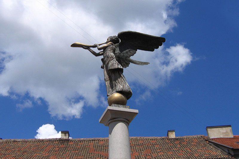uzupis cumhuriyeti melek