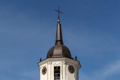 vilnius katedrali belfry 400x266