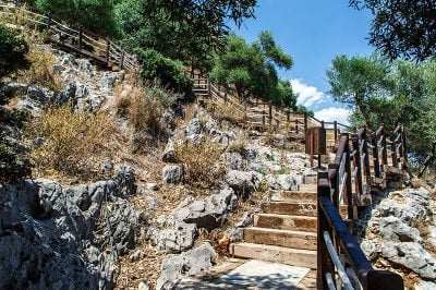 karain magarasi merdivenler 400x266