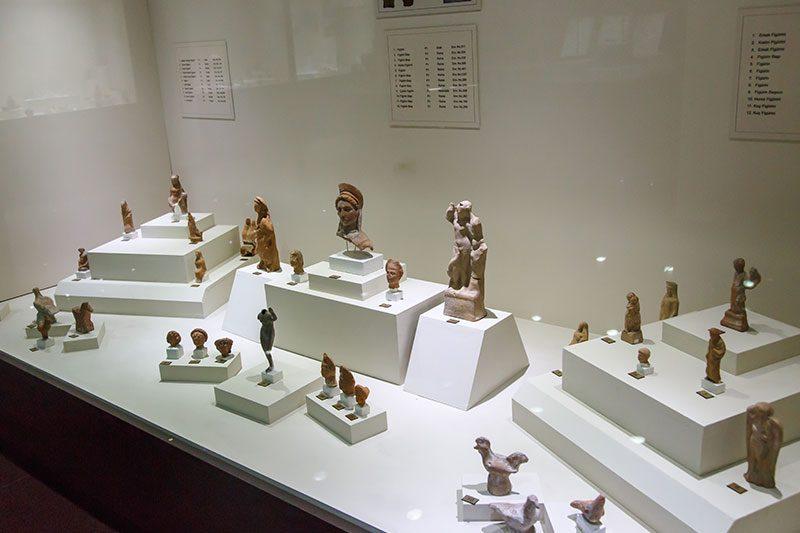 kocaeli arkeoloji etnografya muzesi figurler