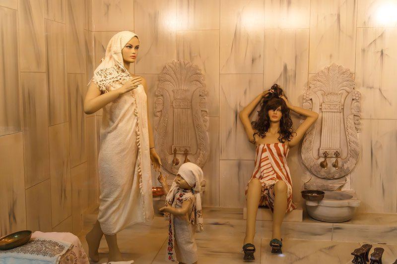 kocaeli arkeoloji etnografya muzesi hamam