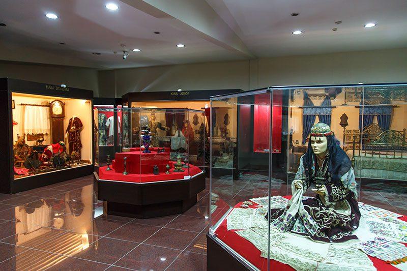 kocaeli arkeoloji etnografya muzesi kiyafetleri