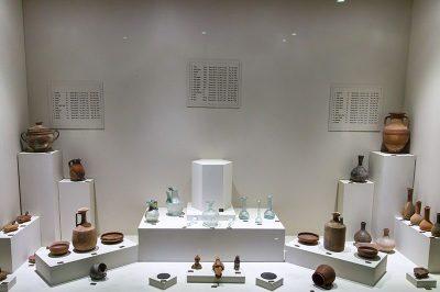 kocaeli arkeoloji etnografya muzesi vitrin 400x266