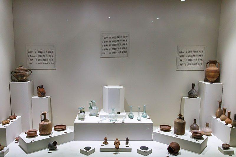 kocaeli arkeoloji etnografya muzesi vitrin
