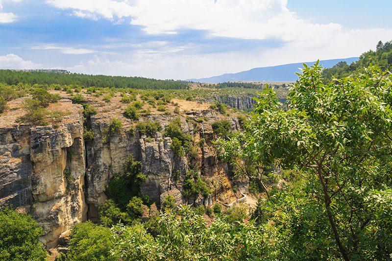 tokatli kanyonu gezi yazisi