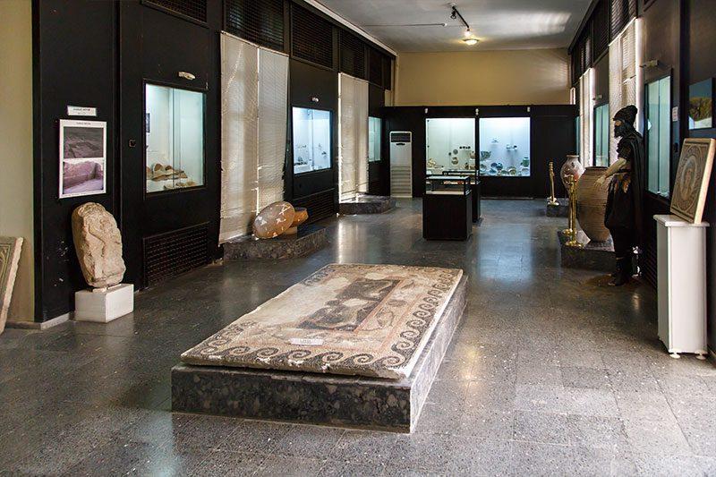 adiyaman arkeoloji muzesi mozaik