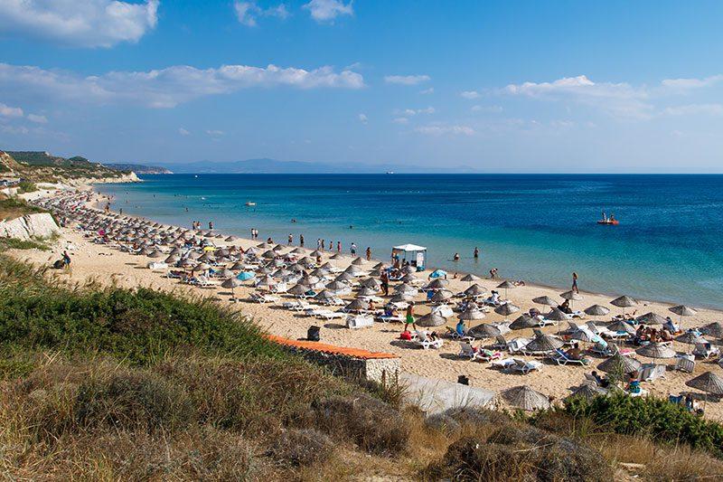 ayazma plaji gezilecek yerler