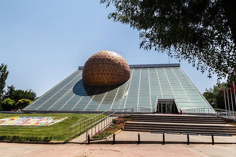 gaziantep bilim muzesi mimari