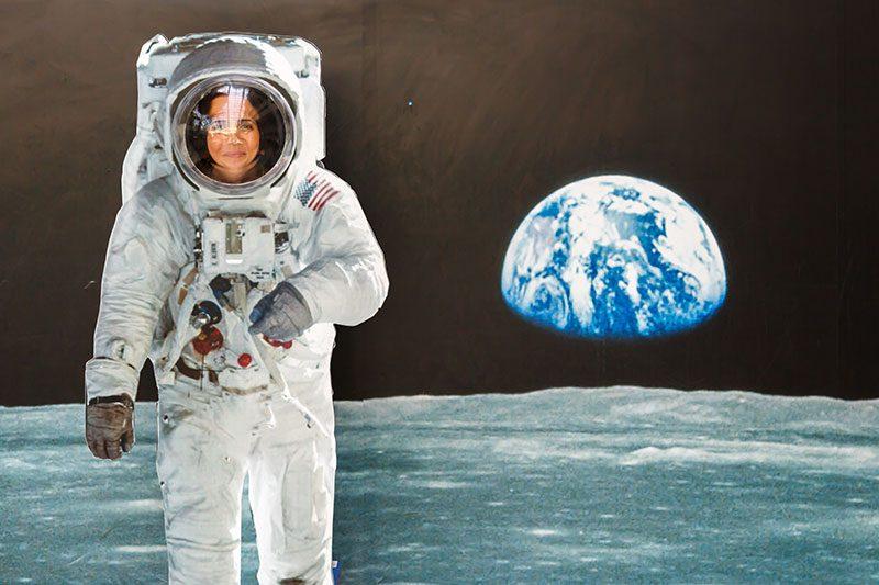 gaziantep gezegenevi astronot