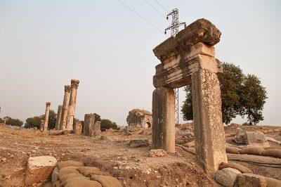 kastabala hieropolis antik kenti gezisi 400x266