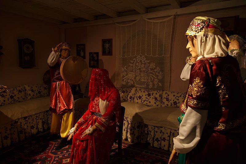 osmaniye kent muzesi kina gecesi